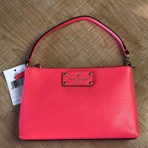 Kate Spade Pink Clutch